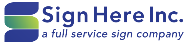 Sign Here logo