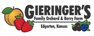 Gieringers family orchard and berry farm
